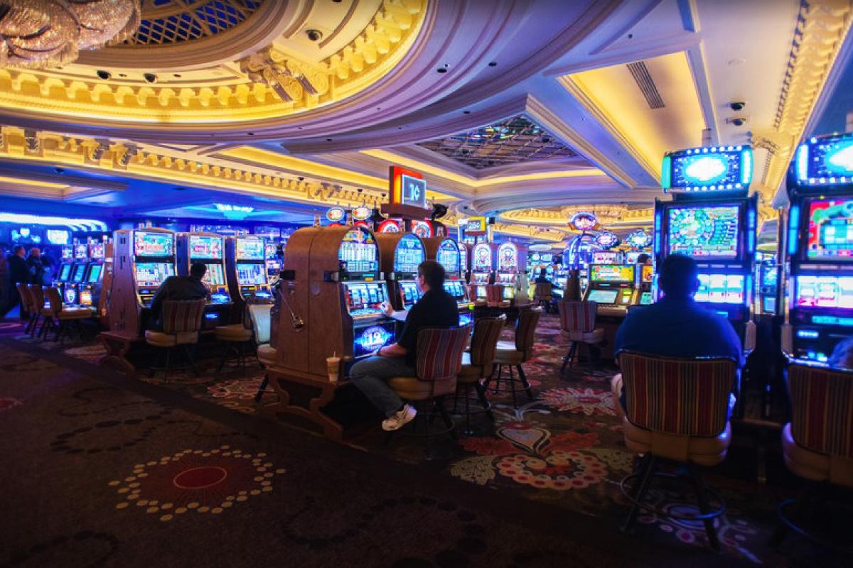 Las Vegas -- Monte Carlo Resort & Casino