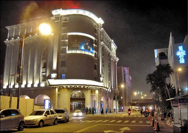 【禮服店】台中海派(海七)酒店