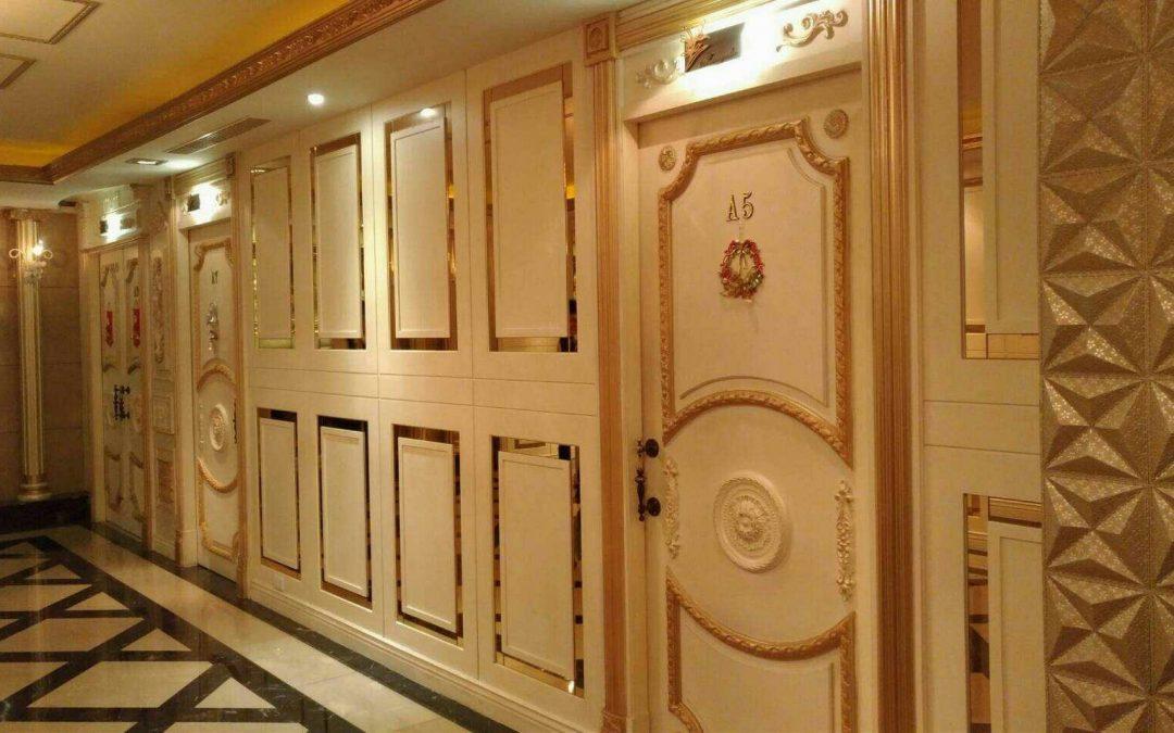 """台北夜總會""""麗園酒店""""、台北麗園便服店"""