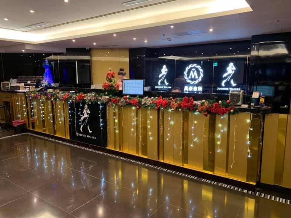 台灣夜總會、奢華熱門制服店、禮服店介紹