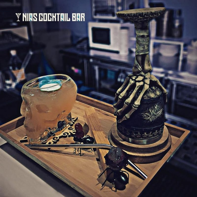 嘉義酒吧-NIAS Cocktail Bar