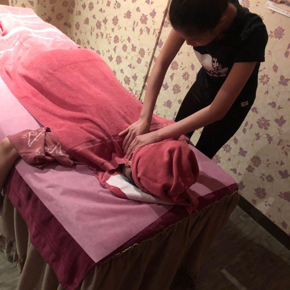 台中按摩-尹芙琳美容spa紓活館