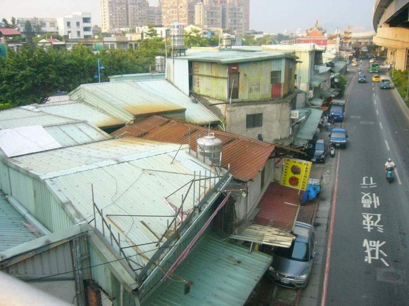 台北紅燈區-三重正義南路豆干厝