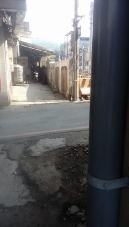基隆紅燈區-鐵支路豆幹厝