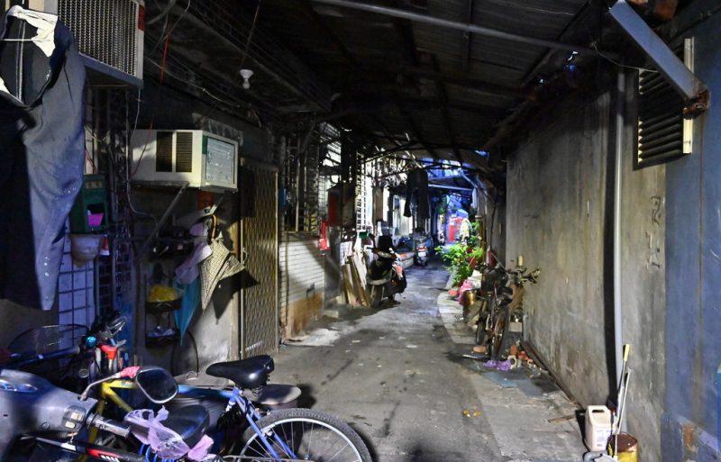台北紅燈區-三重正義南路豆幹厝