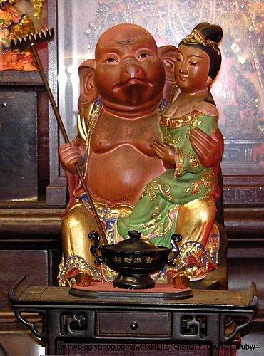 酒店文化-八大行業為什麼都拜豬八戒「天蓬元帥」「豬哥爺」