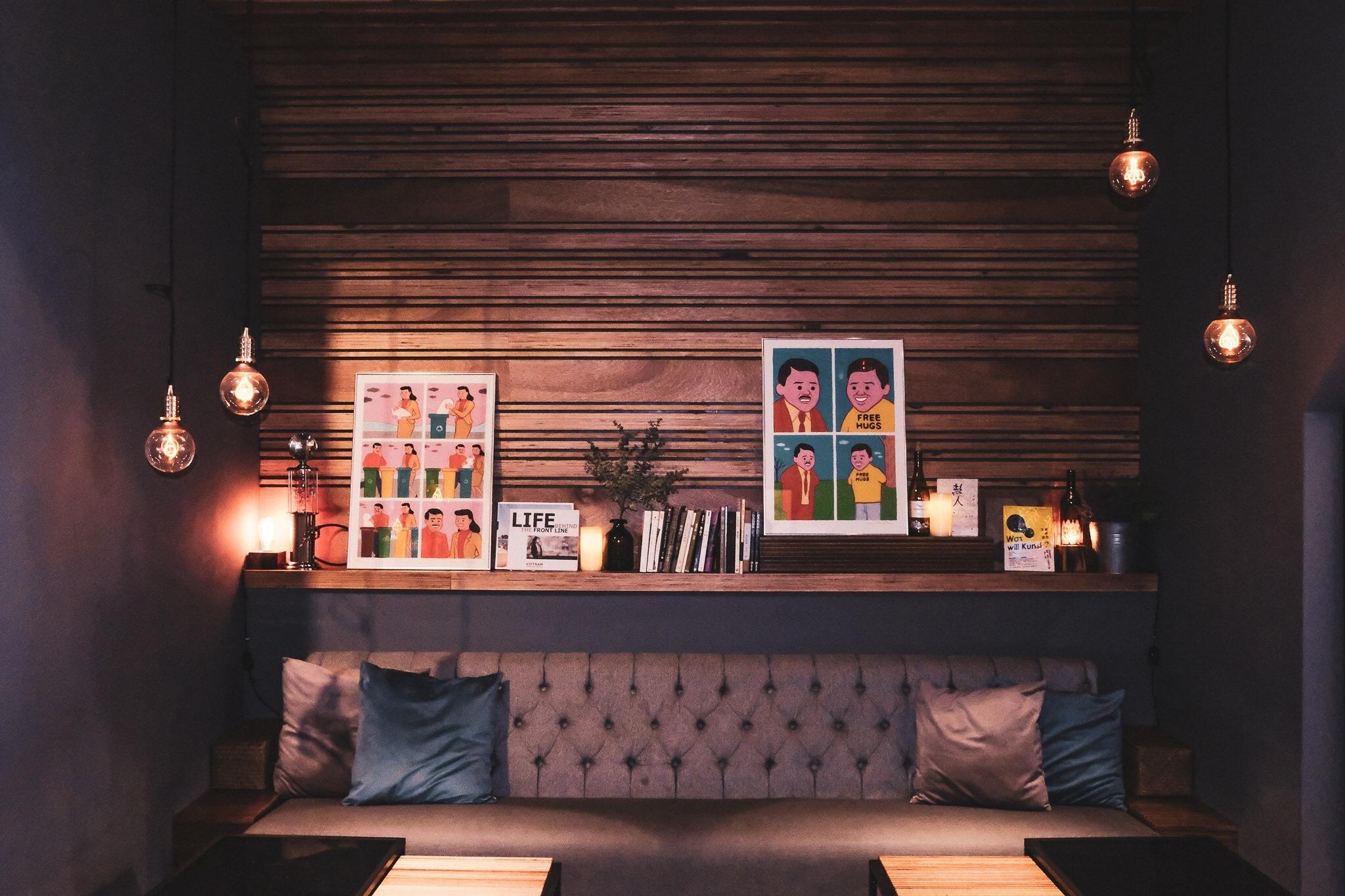 高雄酒吧-小島公寓/小島茶酒