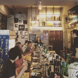 高雄酒吧-弄爹洋行 和酒バー