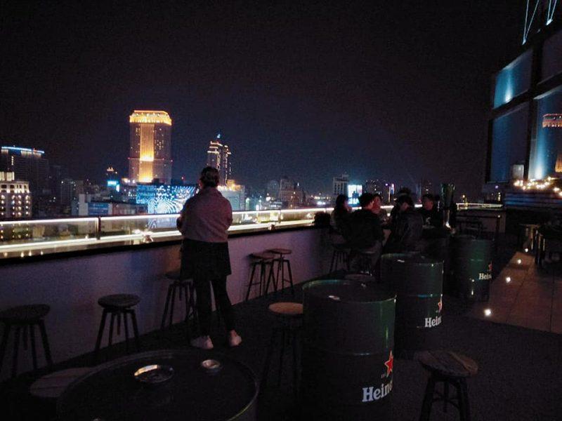 高雄酒吧-高空酒吧Pier No.1