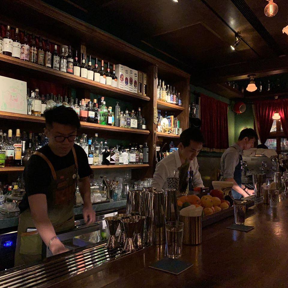 臺南酒吧-Bar Home