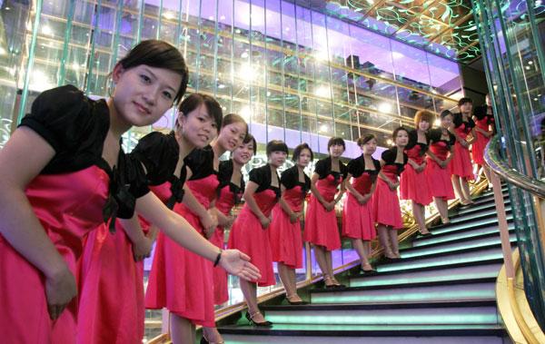 Macau Nightclub Club 9 - Fancy Night Club in Macao (3)