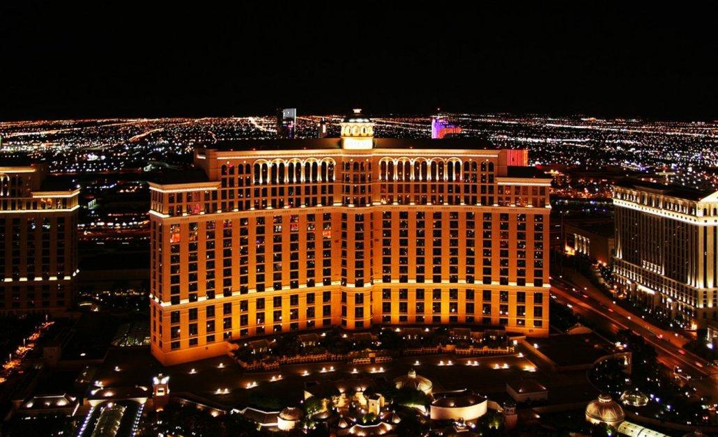 百樂宮賭場酒店 ─ 拉斯維加斯世界級賭城
