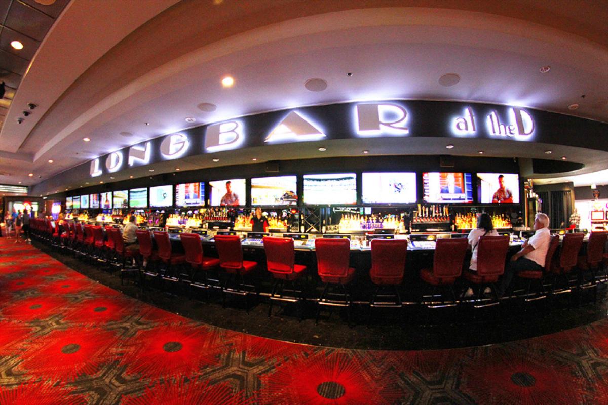 新穎懷舊 拉斯維加斯賭場酒店 - The D Las Vegas