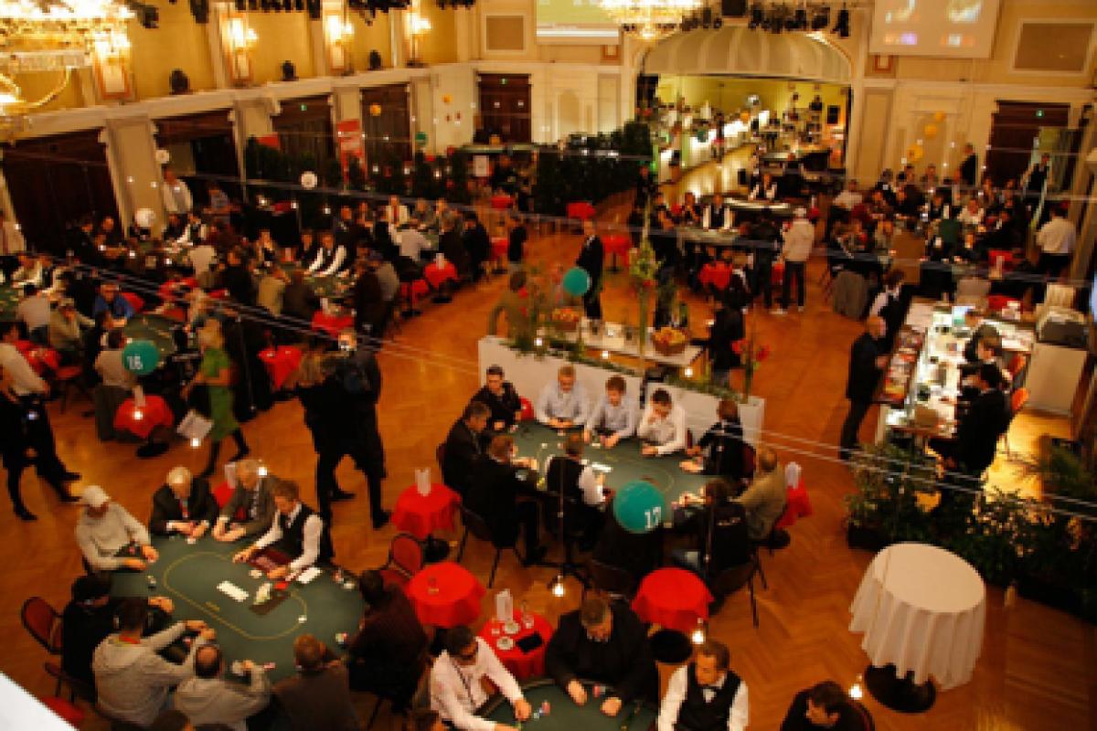 世界上最漂亮的娛樂場 — 巴登賭場