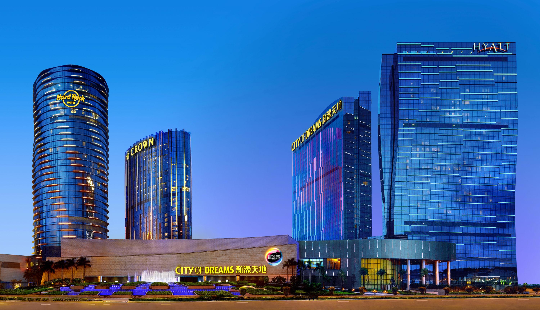 新濠天地娛樂場 – 澳門最佳的賭場酒店