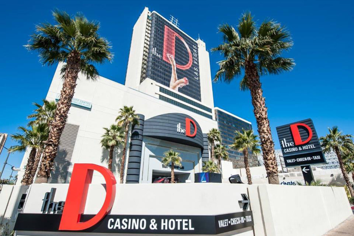 新穎懷舊 拉斯維加斯賭場酒店 – The D Las Vegas