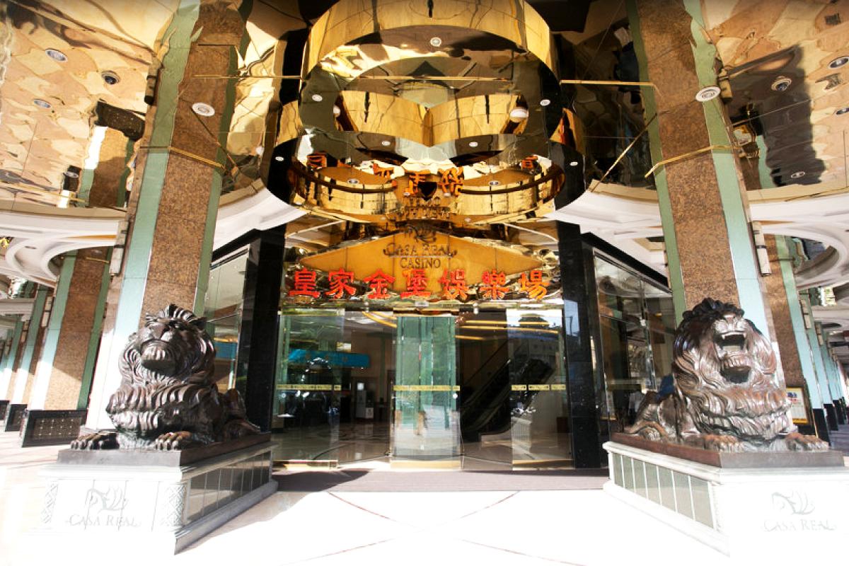 澳門皇傢金堡酒店 — 葡式古堡雅致浪漫風情