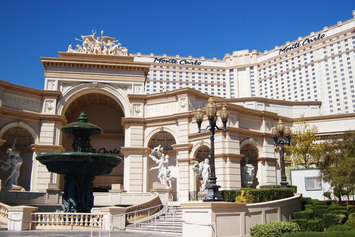 蒙地卡羅賭場酒店-Monte Carlo度假村