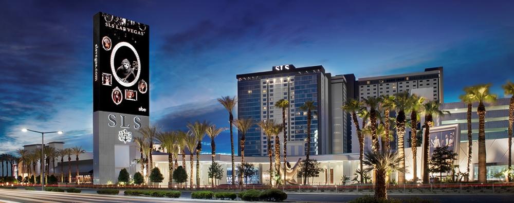 SLS賭場酒店 – 拉斯維加斯的璀璨新星