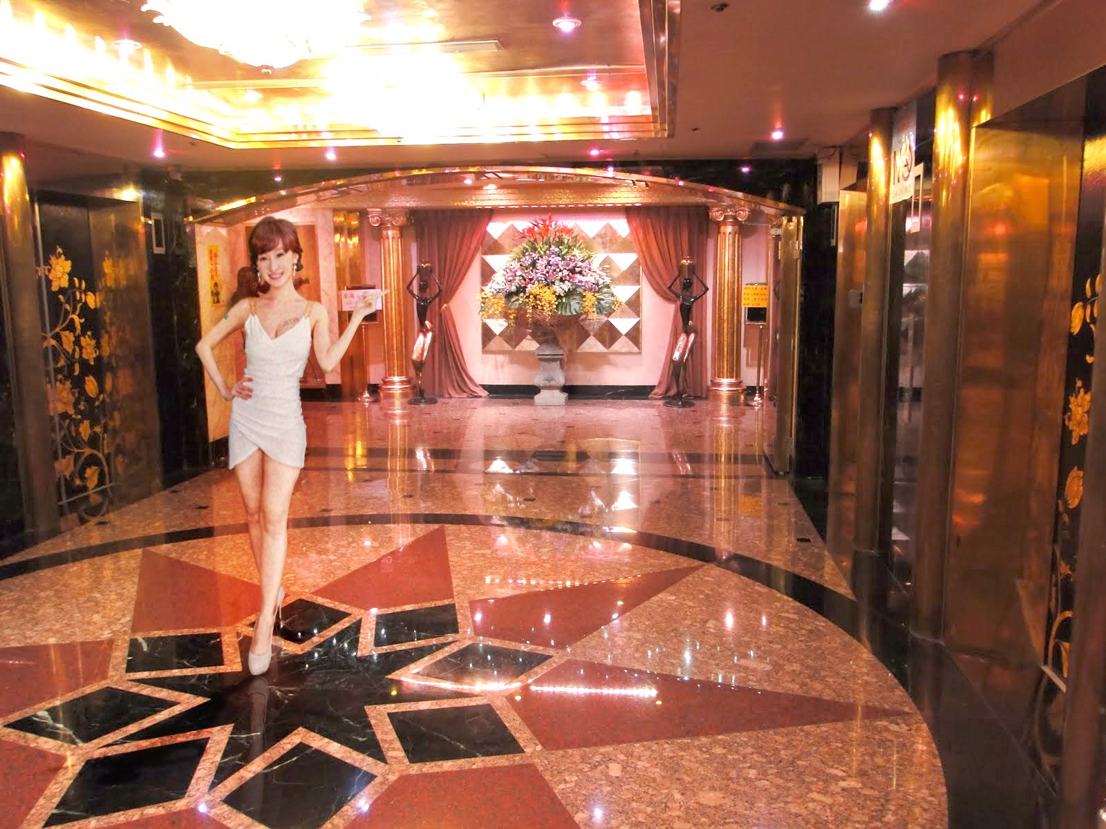 臺灣夜總會探訪 – 最頂級的臺北龍亨酒店