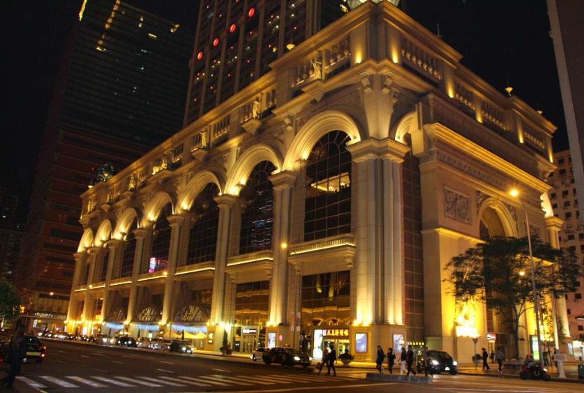 Macau Nightclub Club 9 - Fancy Night Club in Macao 1-1