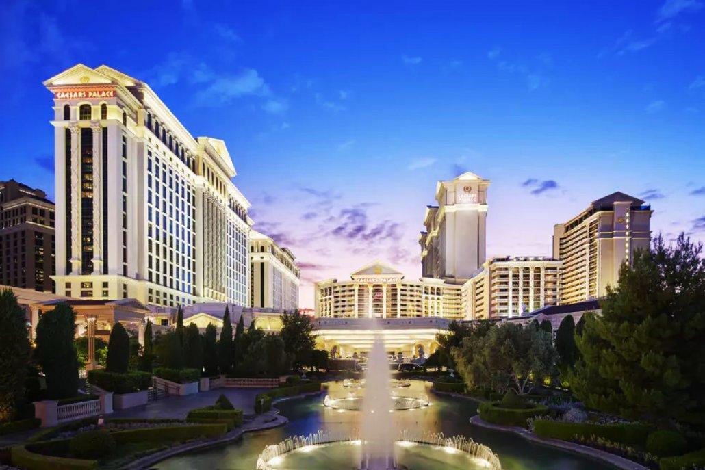 凱薩宮賭場酒店 – Caesars Palace