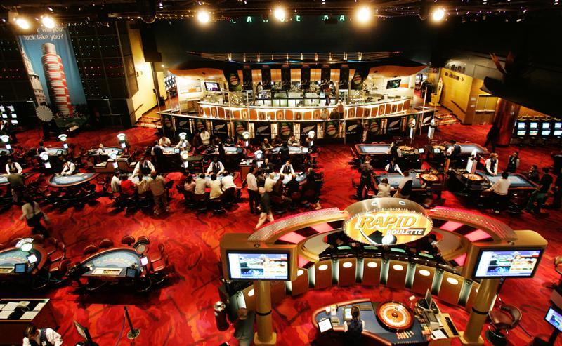 南半球最高建築 - 奧克蘭天空城賭場