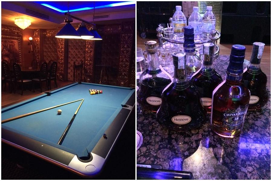 Bintang Palace Night Club Paradise in Kuala Lumpur,Malaysia