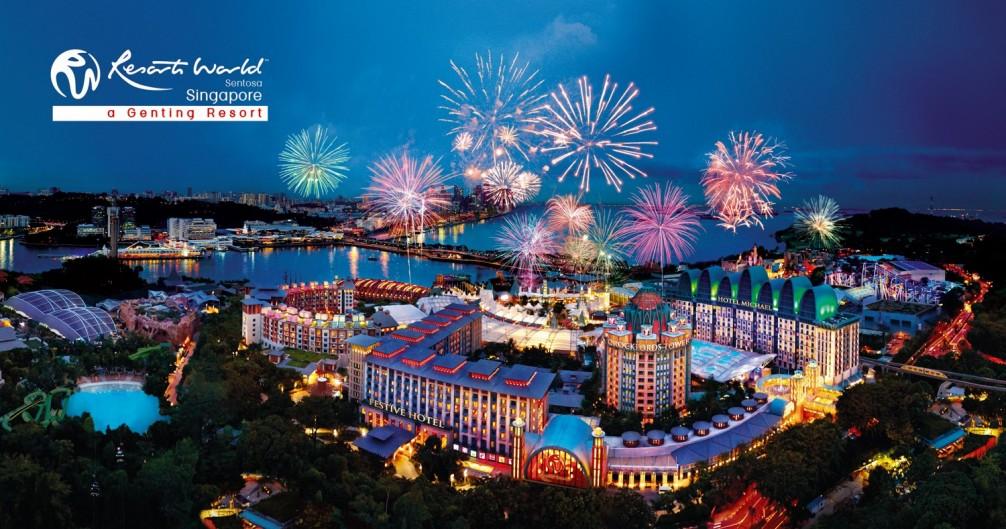 賭場酒店與購物樂園 – 新加坡聖淘沙名勝世界