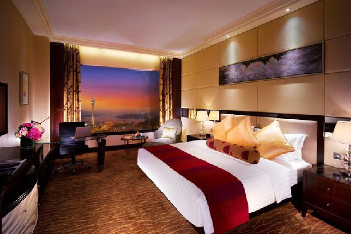 The Most Eye-catching casino in Macau – Star World Hotel