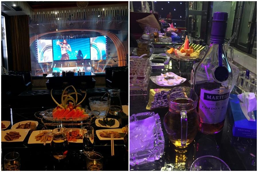 亞洲最大夜總會 中國廈門一代佳人