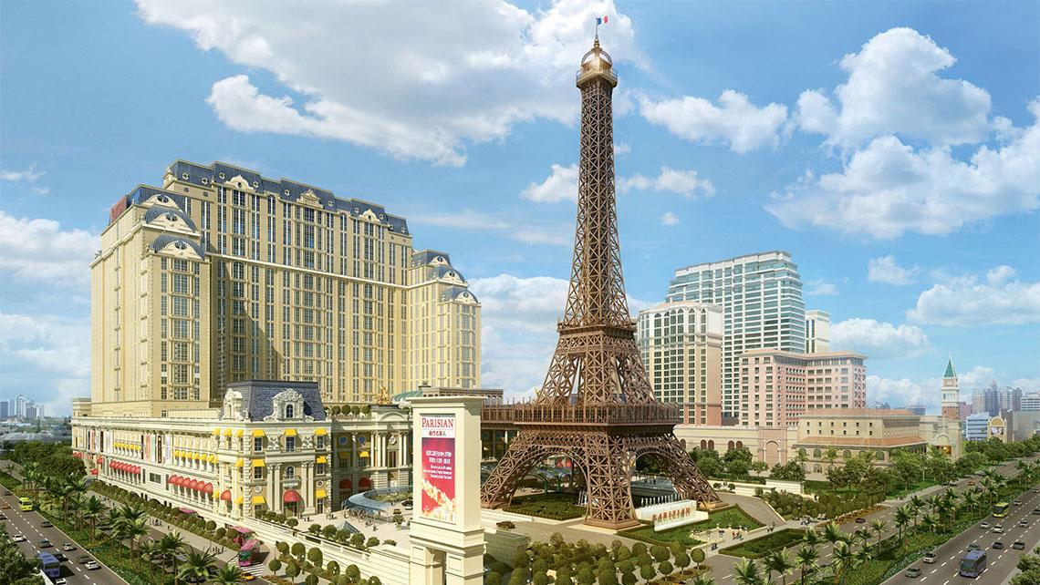澳門賭場巴黎人酒店 – 打造您的法式賭城假期