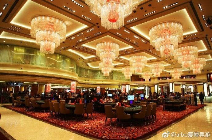 星際酒店賭場