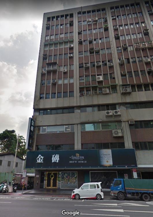 臺北金磚酒店-禮服店